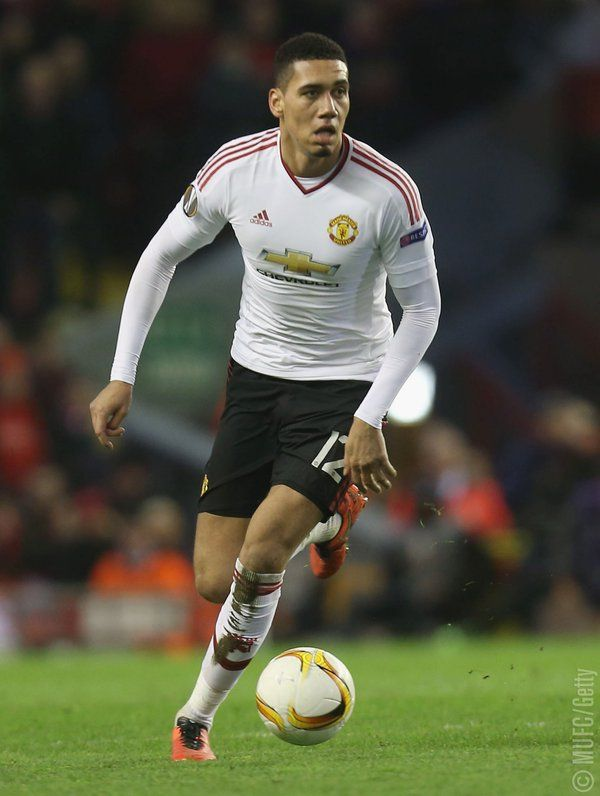 //Manchester United ~ 2015 ~Chris Smalling