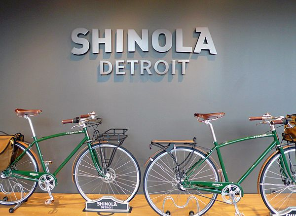 Shinola: Detroit Business