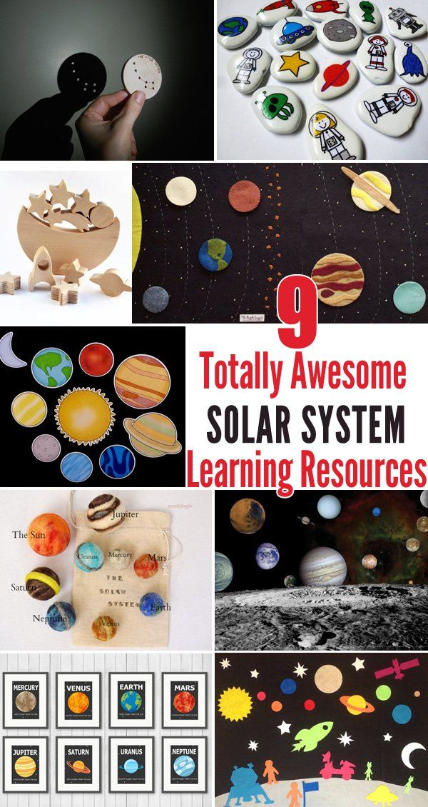 9 Totally Awesome Solar System Activities