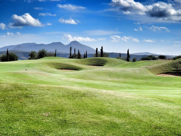 Costa Navarino, The Dunes Golf Course, Greece #Golf