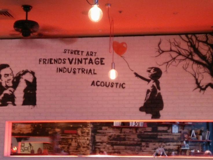 Cafe life, Gold Coast QLD.
