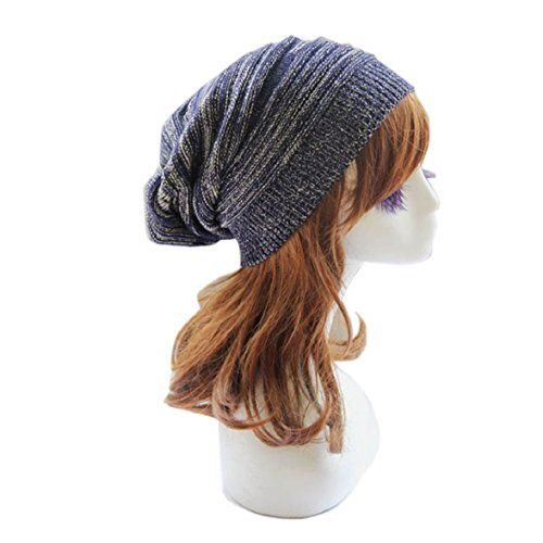 Sandistore hot sale Unisex Knit Baggy Beanie Beret Winter Warm Oversized Ski Cap Hat (Blue) ** Click image for more details. We are a participant in the Amazon Services LLC Associates Program, an affiliate advertising program designed to provide a means for us to earn fees by linking to Amazon.com and affiliated sites.