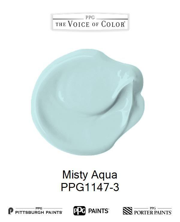 Porter Paints Baby Blue