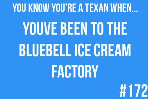 BlueBell Ice Cream - oh my!Blue Belle, Yeah, Texas Travel, True Texans, Bluebell Ice Cream, Travel Pin, Places, Brenham Texas, Icecream