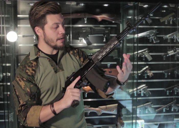 RWTV On The NPOAEG AK-12 AEG
