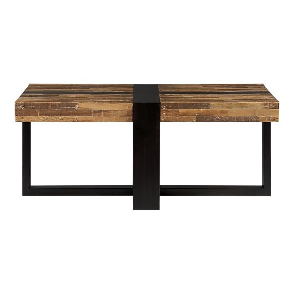 23 best square coffee tables images on pinterest square for Cocktail tables crate and barrel