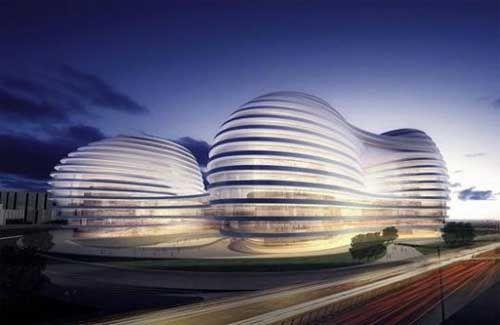 By Zaha Hadid Architects                                                                                                                                                                                 More