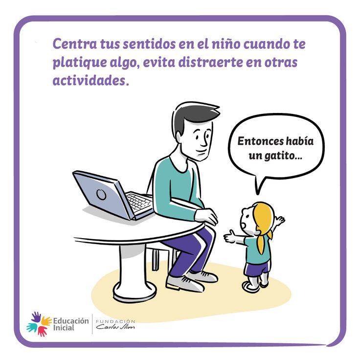 #Comunicación #Relación #EscuchaActiva #Educación #Padres