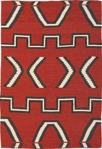 The Dreamcatcher Collection is inspired by Navajo rug weaving traditions. Southwest worked with their weavers over a four-year period to reproduce the exact feel, texture, weave and look of the Navajo hand-woven rug. This Navajo style rug is woven...