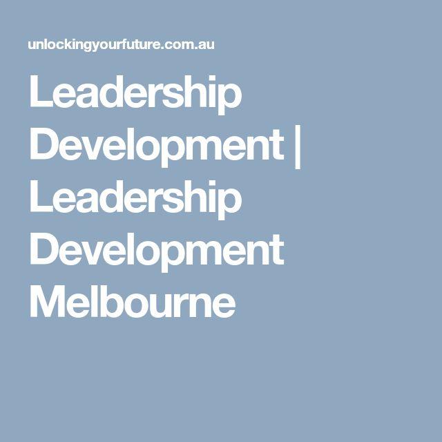 Leadership Development | Leadership Development Melbourne