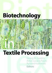 Biotechnology in Textile Processing examines recent trends, techniques, and developments in the finishing and processing of natural fibers. The industry's foremost experts present current research findings on textile biotechnology, bio-treatment, and waste water management, with an emphasis on developing environmentally friendly production technologies that use enzymatic processes.