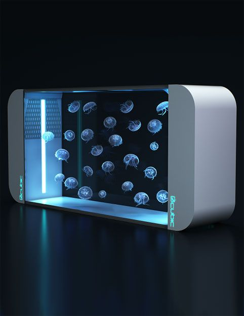 Cubic Pulse 160 Jellyfish Aquarium