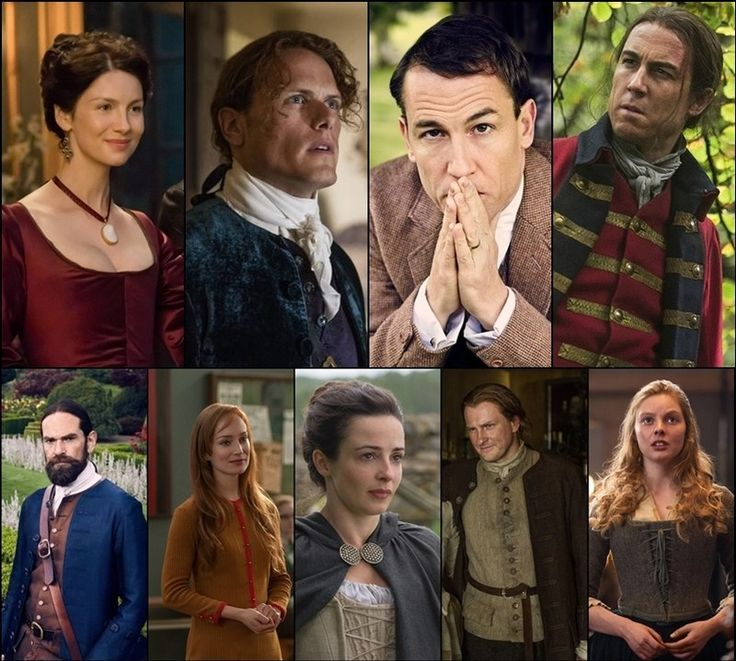 Outlander Season 3 Cast Guide: All You Need To Know