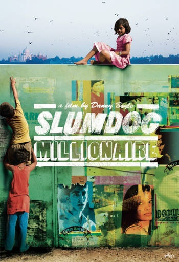 Slumdog Millionaire is a 2008 British Indian drama film directed by Danny Boyle, written by Simon Beaufoy, and co-directed in India by Loveleen Tandan. It is an adaptation of the novel Q & A (2005) by Indian author and diplomat Vikas Swarup.