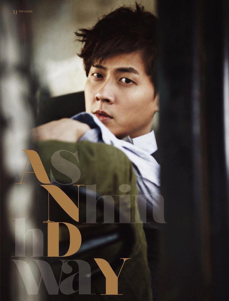 Andy ♡ Shinhwa