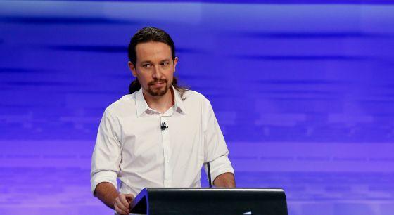 Spanish elections 2015: Podemos's Pablo Iglesias voted debate winner by EL PAÍS readers | In English | EL PAÍS