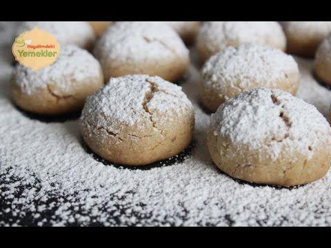 Tahinli Kurabiye | Resimli Yemek Tarifleri Hayalimdeki Yemekler