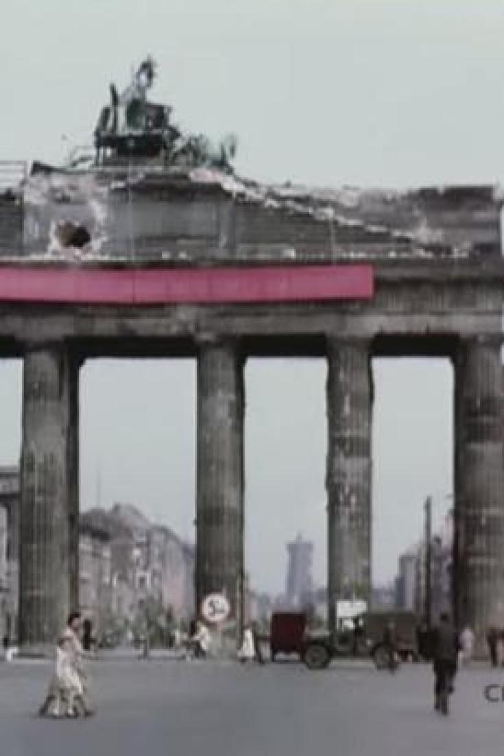Berlin 1945 - Einzigartige Aufnahmen
