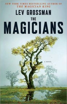 """THE MAGICIANS by Lev Grossman. Touted as """"Harry Potter for adults,"""" this book is so much more. If you ever wondered what make a book YA or adult, especially when the main character is a teenager, read THE MAGICIANS to find out. Or read my review..."""