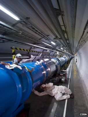 LHC switches off for two-year break14 February 2013