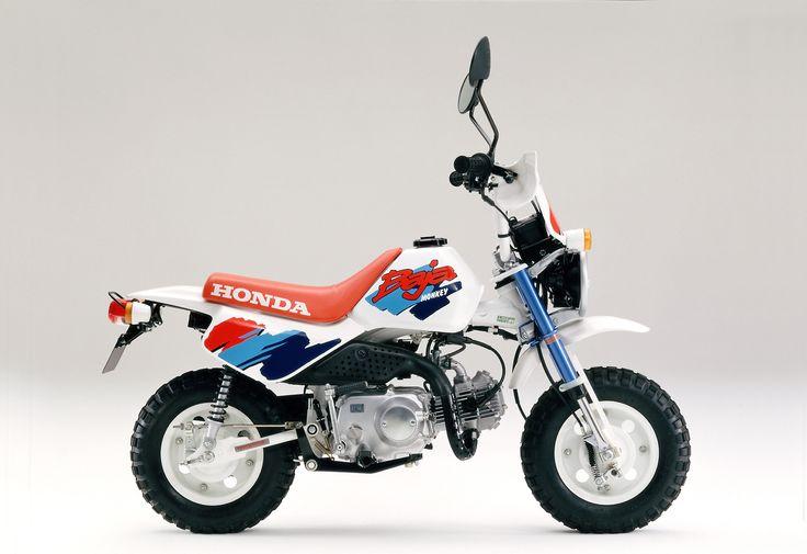 Honda Z50 Monkey Baja '1992–93