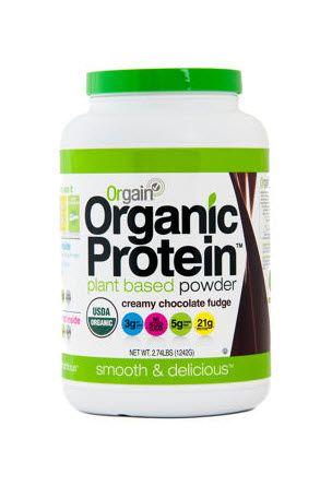 Orgain Usda Organic Plant Protein Powder 2 74 Pounds