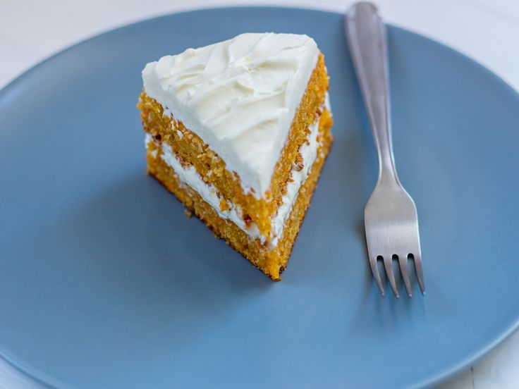 incredibly moist carrot cake