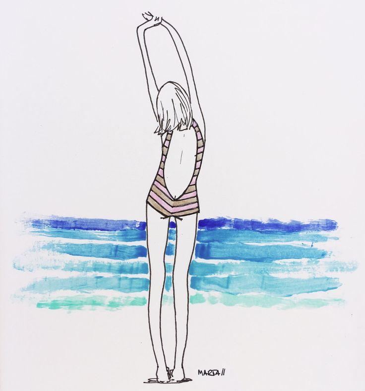 Sunday vibes by Marta Scupelli • www.stripe-me.com