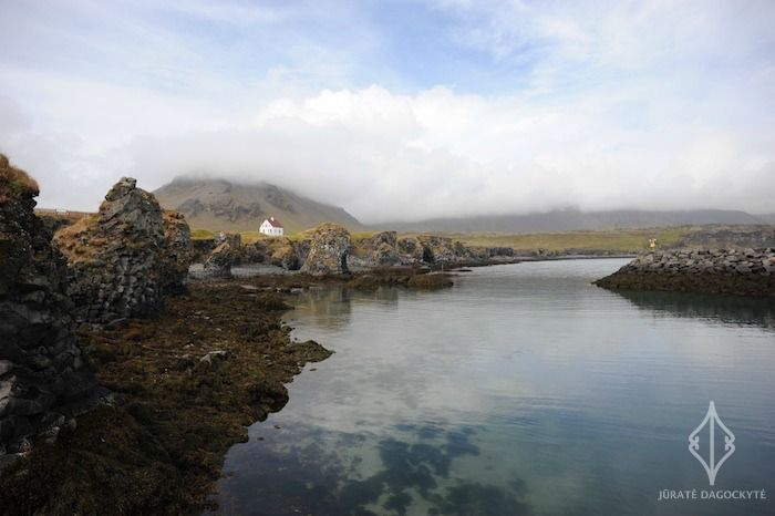 Photographic Journey by Baltic Verse | Little White House, West Iceland