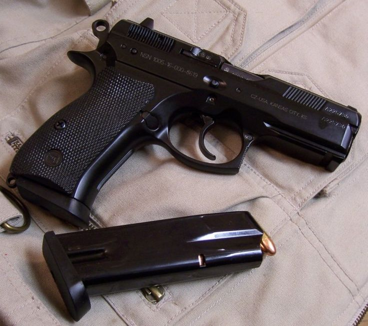 CZ P-01 in 9mm, the little brother to the CZ SP-01 I own. I still want one...