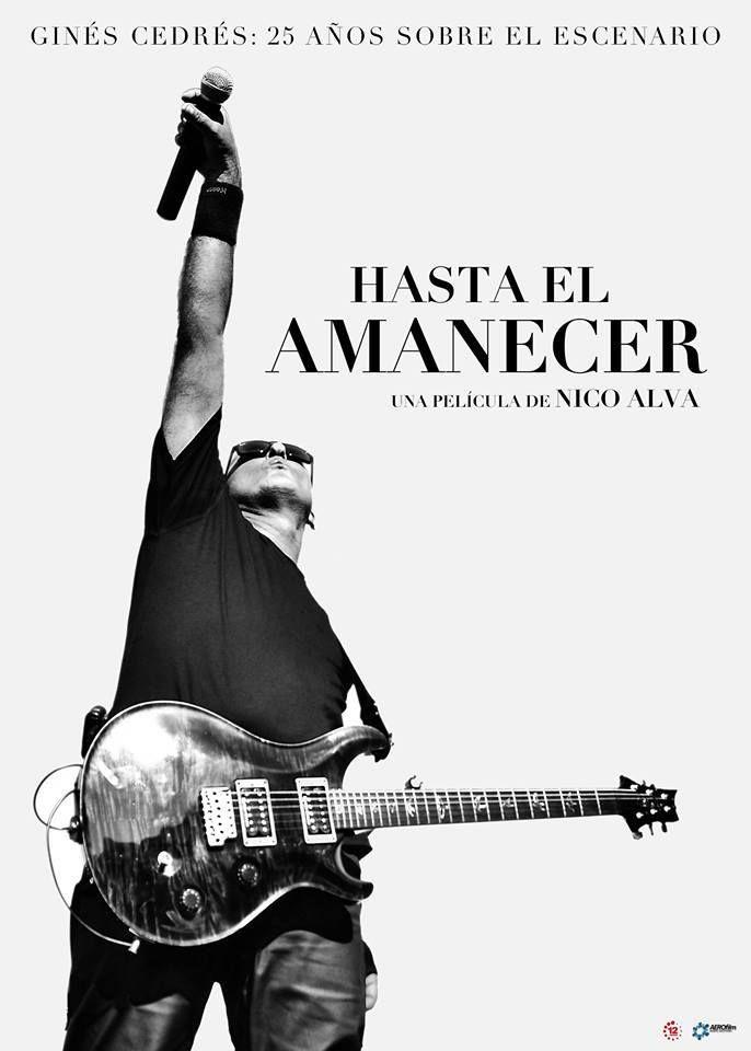 """""""HASTA EL AMANECER""""  GINÉS CEDRÉS, 25 AÑOS SOBRE EL ESCENARIO (Tráiler)"""