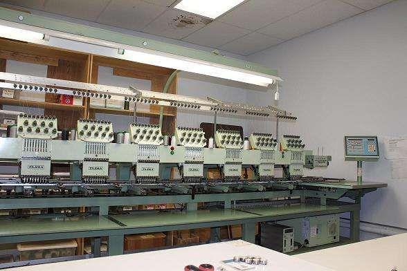 Maquinas bordadoras tajima, maquinaria seminueva