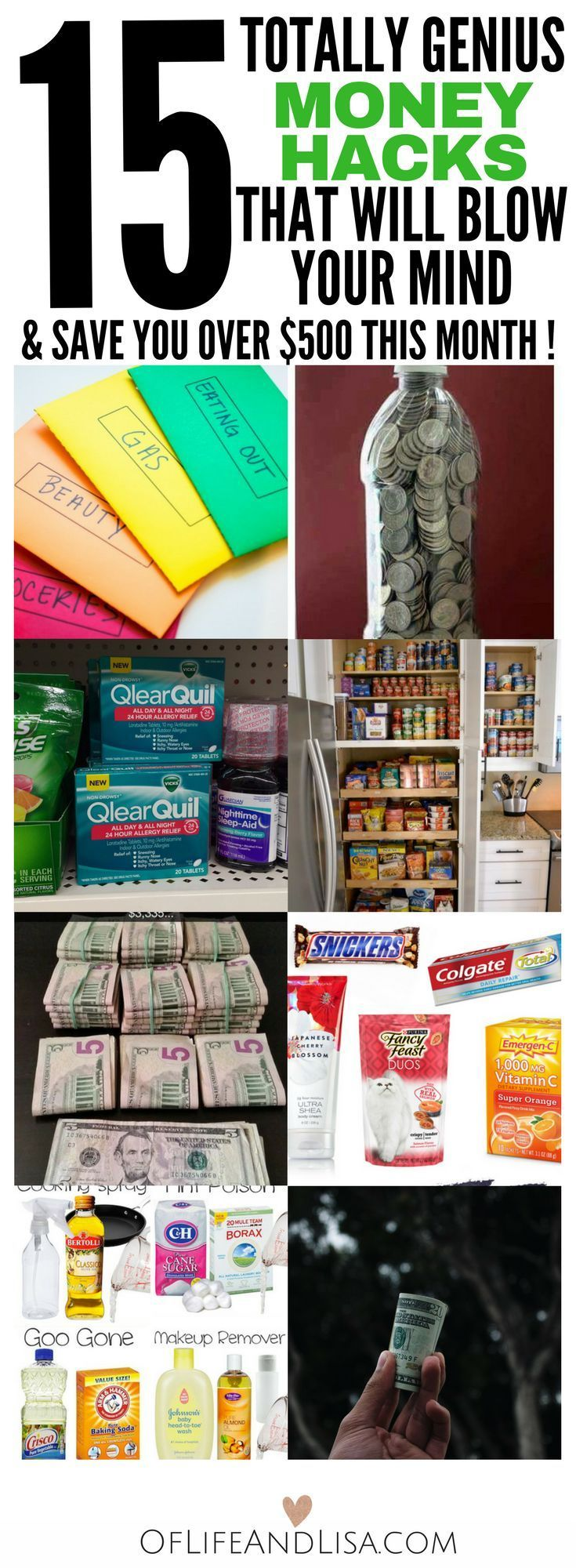 15 Totally Genius Money Saving Hacks That Will Blo…