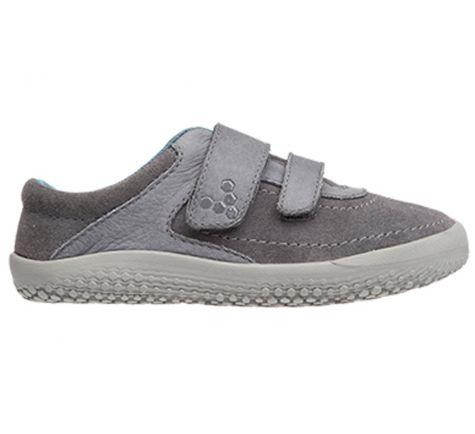 Vivobarefoot RENO K Leather Grey