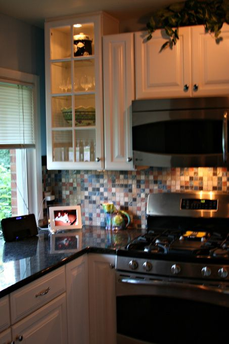 Galley Kitchen Makeovers Galley Kitchen Makeover