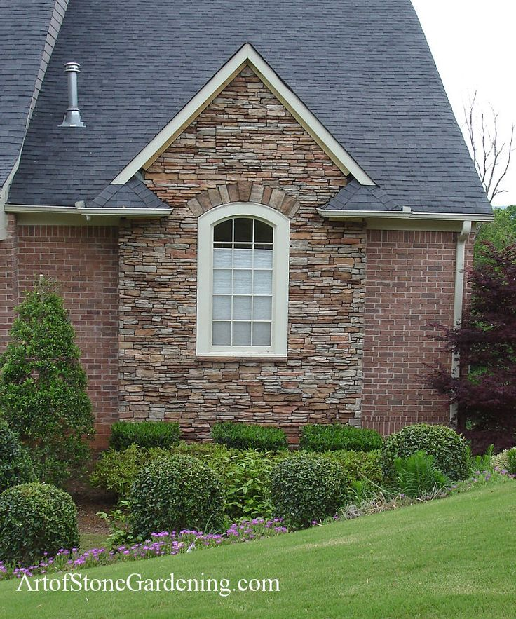 20 Best Home Exterior Stone Work Ideas Images On Pinterest