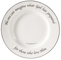Feed on His Word Dinnerware -- The Love Collection. This adds a whole new  sc 1 st  Pinterest & 18 best Scripture Tableware images on Pinterest | Dinner ware ...