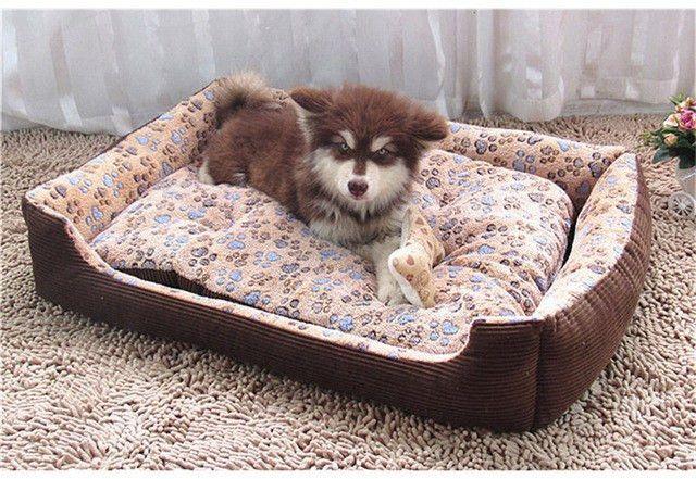Large Breed Dog Bed; Pet Sofa Mat House; Big Dog Cushion Basket;