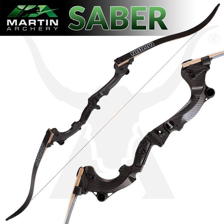 Martin Saber takedown recurve bow