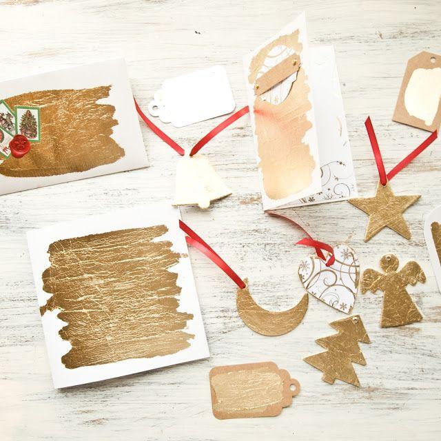 Мастер-класс по декорированию поталью Про поталь знают все декораторы. Ее активно используют в декупаже и почти не применяют в скрапе. А на самом деле ее возможности очень широки здесь. И открытки, и конверты, и чипборд, и фоны для страничек, и ярлычки с тегами - все это можно покрыть поталью.