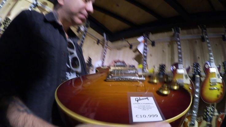 """""""11.000 Euroluk Gibson Gitar İncelemesi & Can Şengün Hocalığında Müzik Grubu""""  By: Teknolojiden Anlamayan Adam"""
