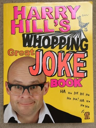 Harry #hill's whopping great joke book by #harry hill #(paperback, 2008),  View more on the LINK: 	http://www.zeppy.io/product/gb/2/302217089021/