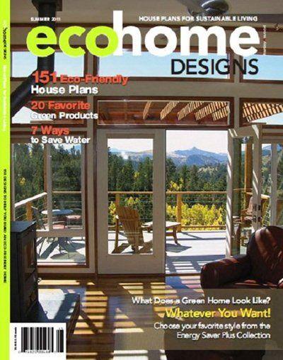 Ecohome Designs Magazine - Summer 2011