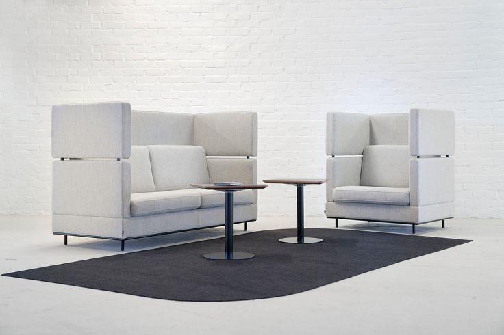 Inkoo Pro High-sofa, Isku Office