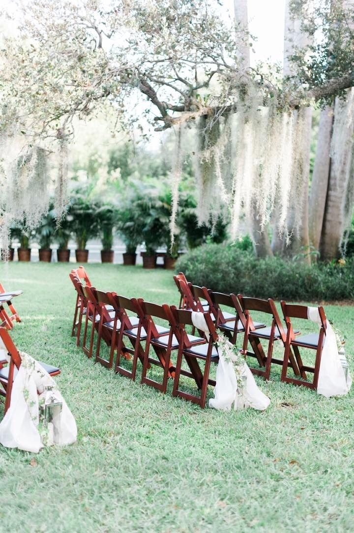 Green Miami Wedding at Kampong Gardens - MODwedding