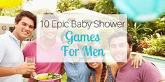 Why do we need a list of baby shower games for men? Because baby showers are not just for women anymore! It is becoming increasingly common to throw a co-ed baby shower, which is a man-friendly (ha!) baby shower. Seriously though, before anything else, the men should be shamed and taunted, and made to feel [...]