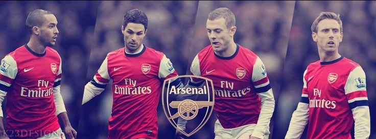 Cmon Arsenal!