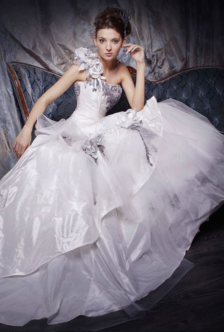 Farage Wedding Dress  --  Style: Agnes. Fantastically AWESOME!!