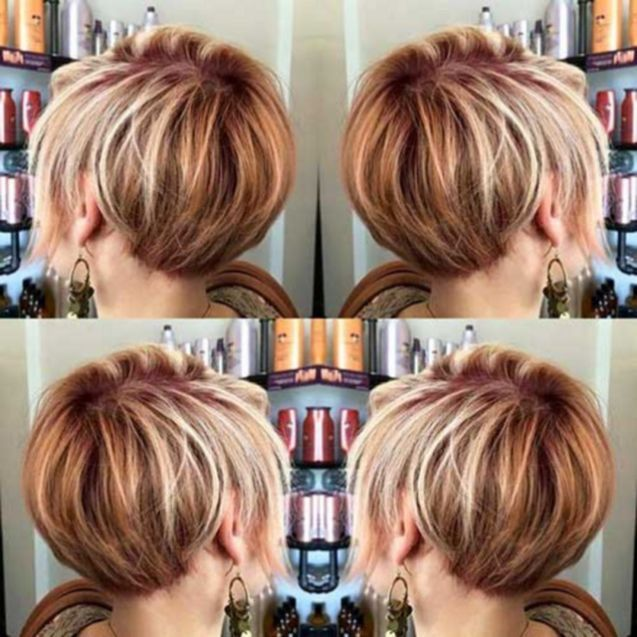 Awesome Short Hair Cuts For Beautiful Women Hairstyles 311