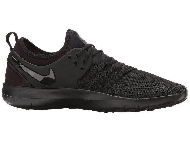 Nike Free TR 7 Women's Cross Training Shoes Black/Black/Dark Grey
